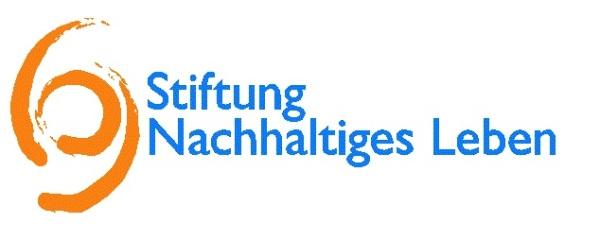 Logo Stiftung nachhaltiges leben